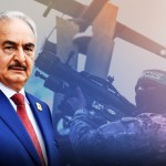 Оперативники ХАМАСа похитили ливийские технологические секреты