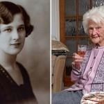 Самая пожилая жительница Великобритании открыла свой секрет долголетия
