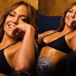 Дженнифер Лопес снялась в рекламе своей коллекции спортивной одежды