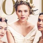 Скарлетт Йоханссон, Леа Сейду и другие звезды снялись для нового номера Vogue