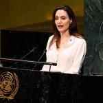 Анджелина Джоли выступила в ООН