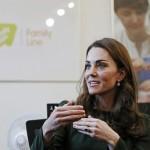 Принцесса Миддлтон проговорилась очетвертой беременности
