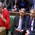 Парламент Британии во второй раз отверг проект соглашения о выходе из Евросоюза