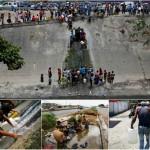 Венесуэльцы отчаянно ищут воду (фото)