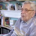 111-летний мужчина раскрыл секрет своего долголетия — «прежде всего мозги»