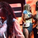 Селена Гомес впервые выступила на концерте после болезни