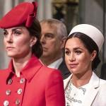 Бывший дворецкий принцессы Дианы прассказал о вражде Кейт Миддлтон и Меган Маркл