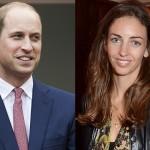В сети обсуждают «роман» принца Уильяма с подругой Кейт Миддлтон Роуз Ханбери