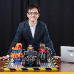 Новое в технологиях — рой мобильных 3D-печатающих роботов (видео)