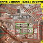 Китай построил гигантскую военную базу в Красном море