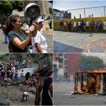 Венесуэла на прошлой неделе: кризис продолжается (фоторепортаж)
