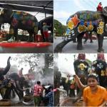 Фестиваль воды в Таиланде — фоторепортаж