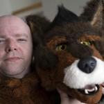 Британец передумал быть человеком и стал собакой