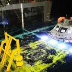 У американского корабля Orion нашли проблему