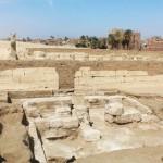 В Египте нашли затерянный дворец Рамзеса II