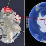 На заброшенной военной базе в Антарктиде могут быть два бомбардировщика 40-х годов (фото)