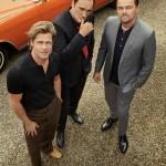 «Фото на 100 миллионов» — Питт, Тарантино и ДиКаприо сфотографировались вместе (+ новый трейлер)