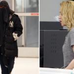 Мадонну заставили в аэропорту снять паранжу