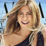 Дженнифер Энистон снялась обнаженной для Harper's Bazaar