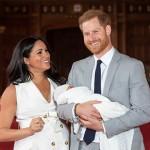 В сети обсуждают необычное имя ребенка Меган Маркл и принца Гарри