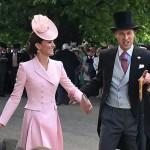 Как звезды мюзикла: в сети обсуждают «самое романтичное» фото Кейт Миддлтон и принца Уильяма