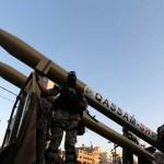 Арсенал террористов ХАМАС посчитали