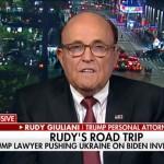 Вмешательство Украины в выборы в США: адвокат Трампа встретился с бывшим украинским дипломатом