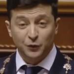 Оруэлл по-украински, от Зеленского: Капитуляция – это мир