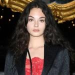 14-летняя дочь Моники Беллуччи Дева Кассель впервые вышла на подиум