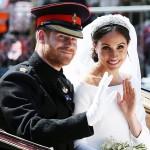 Меган Маркл и принц Гарри раскрыли ранее неизвестные подробности своей свадьбы