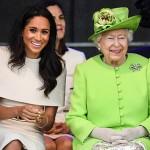 Королева Елизавета II устроит небывалую вечеринку в честь дня рождения Меган Маркл