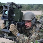 Израильские ракеты ПТУР Spike-LR в армии Германии: 100% точность в любых условиях