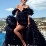 Памела Андерсон сделала удивительные еротичные фото для журнала