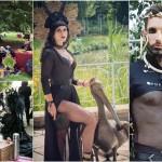 Вампиры и прочая нечисть собрались в Германии на фестиваль