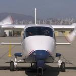 Американский электрический самолет будущего X-57 начал испытания