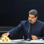 У Венесуэлы конфисковали тонны золота за долги