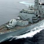 Степень угрозы британским судам в Персидском заливе поднята до критической