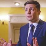 Зеленский начал поддерживать тезис Кремля о «гражданской войне» и превращать Путина в миротворца