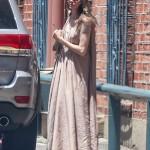 Папарацци обнаружили Анджелину Джоли в больнице