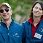 Глава Amazon Джефф Безос выплатил бывшей жене 38 миллиарда долларов!