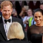 Звезды фильма «Король Лев» намучились с королевским протоколом на встрече с Меган Маркл и принцем Гарри