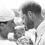 Меган Маркл и принц Гарри поделились первыми снимками с крестин своего сына Арчи