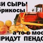 Продовольственное эмбарго: Неутешительные итоги пятилетки путинских контрсанкций