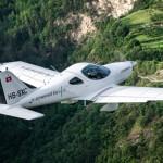 Швейцарцы испытали полностью электрический учебный самолет