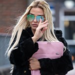 'Skint' Katie Price is building a gym, beauty studio and horse exercise arena in the grounds of her mucky mansion as she plots big showbiz comeback