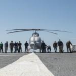 ВМС США на вооружение беспилотный ударный вертолет