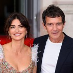 Пенелопа Крус на премьере фильма «Боль и слава» в Лондоне  вышла в свет с Антонию Бандеросом