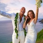Дуэйн «Скала» Джонсон тайно женился на Гавайях