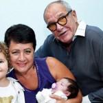 79-летний Эммануил Виторган стал отцом в четвертый раз
