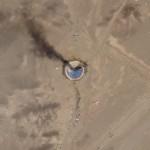 В Иране на космодроме взорвалась ракета